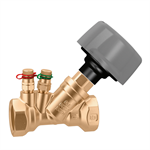 Balancing valve for hydraulic circuits
