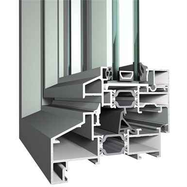 Reynaers Window Concept System 38-SL
