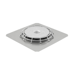 Geberit Pluvia rainwater roof outlet series-8+ bitumen