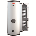 BWPS DHW storages for heat pumps with double fixed heat exchanger