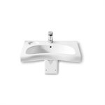 Meridian 700 Wall-hung basin