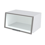35-30 Combination Cabinet w Glass Doors