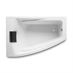 Hall 1500 Assymmetrical acrylic bath (Left)