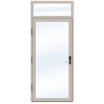 Steel Door SD4220 P65 EI30 Single-Over