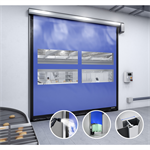 Albany HS9020GHY high speed hygiene door