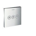 Hansgrohe ShowerSelect Valve for concealed installation for 3 functions