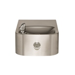 Model 1109, Single Bubbler, Wall Mounted Drinking Fountain