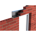Catnic CCS - Solid Single Leaf wall Lintel - Channel
