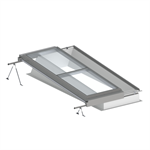 LAMILUX CI System Roof Exit Hatch Comfort - single flap