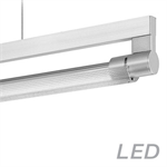 STICK SLT4 - Trim 09 - Adjustable LED Single Lamp Pendant
