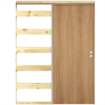 Interior Door Stable Nature Sliding IIn-wall - Interior