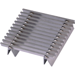 proGRIL Stainless Steel Grille