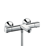 Hansgrohe Ecostat Universal thermostatic bath mixer for exposed installation