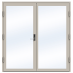 Steel Door SD4220 P65 EI30 Double