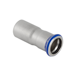 Geberit Mapress SS Reducer with plain end