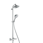 Raindance S Showerpipe 240 1jet EcoSmart 9 l/min with thermostat 27116000