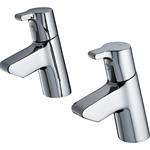 Active Basin Pillar Taps Lever Handles