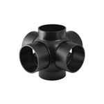 Geberit PEH multi 4-way branchball fitting 88.5° / 90°
