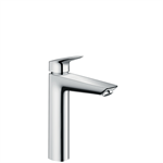 71091000 Logis Single lever basin mixer 190 without waste set