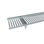 Walkway system for metal and membrane roofs