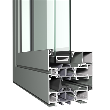 Reynaers Window Thermo System 68