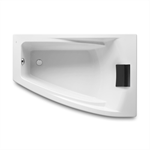 Hall 1500 Assymmetrical acrylic bath (Right)