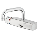 Tronic Basin Mixer wallmounted  with thermostatic function