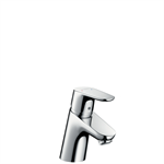 31733004 Focus Single lever basin mixer 70 without waste set
