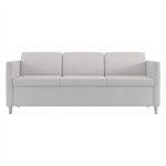 Wieland Rally Embrace Arm Style Sofa, Available in Mid-Back Height