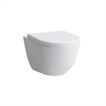 LAUFEN PRO Compact Wall-hung WC rimless, washdown