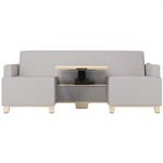 "Wieland sleepToo™ sleep Sofas, Classic Front with Table, 63"" to 78"" Sleep Surfaces"
