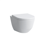 LAUFEN PRO Wall-hung WC rimless, washdown
