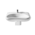 ACCESS 640 Wall-hung basin for PRM