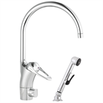 9000E II Kitchen Mixer with self-closing handshower and DW-connection