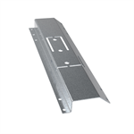 Fastening plate for SIN26 roofs