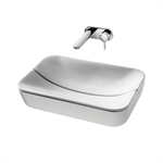 Bonamico 70cm Vessel Washbasin Covers