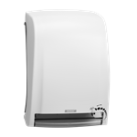 Katrin Ease Sensor Electric Towel Dispenser - White