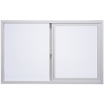 "Style Line® Series Horizontal Sliding Window, 2' 0"" to 6' 0"" Width, 1' 0"" to 5' 0"" Height"