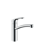 31806003 Focus kitchen mixer firm spout