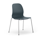 EFG Archie, Chair 4-leg metal base