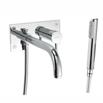 Cosmo Built-in single lever bath/shower mixer.