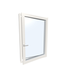Window single UPVC-ALU Internorm KF310 1