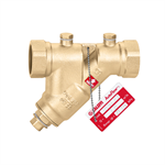 AUTOFLOW® - Automatic flow rate regulator with stainless steel cartridge