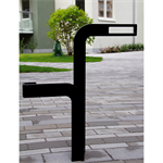 Ekeberg, bicycle stand
