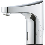 9000E Tronic Basin Mixer for premixed water