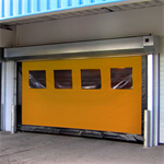 Albany HS8110P high speed door