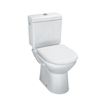LAUFEN PRO Floorstanding WC combination, washdown