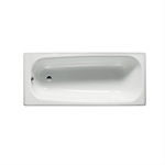 Contesa 1000x700 Steel bath
