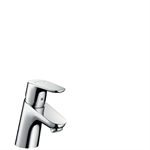 Hansgrohe Single lever basin mixer 70 with push-open waste set