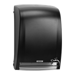 Katrin Ease Sensor Electric Towel Dispenser - Black
